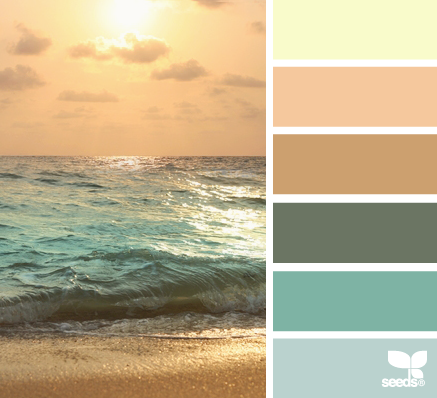 Coastal paint colors land and sand for Warm sand paint color