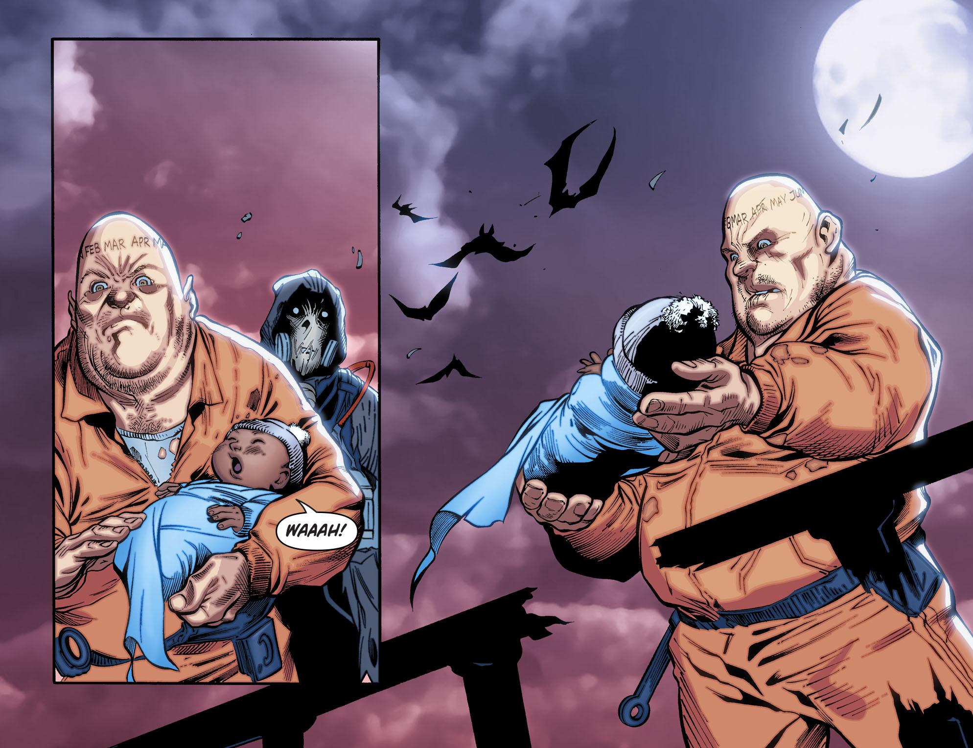 Batman: Arkham Knight [I] Issue #32 #34 - English 18