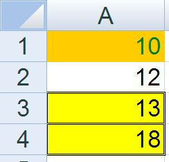 Excel Multiple Conditional Formatting Rules - Java POI Example ...