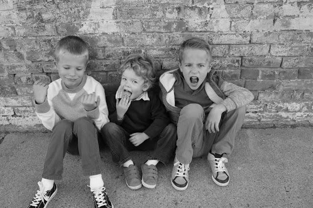 Our precious boys...