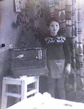 1979. 0bninsk.  my apt. (TOKUBETSU) in 11 on 3rd floor.  (san  kai)