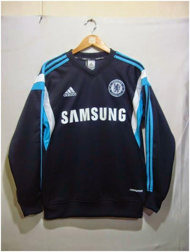 Sweater Adidas GO Chelsea Training Track Top 14 - 15