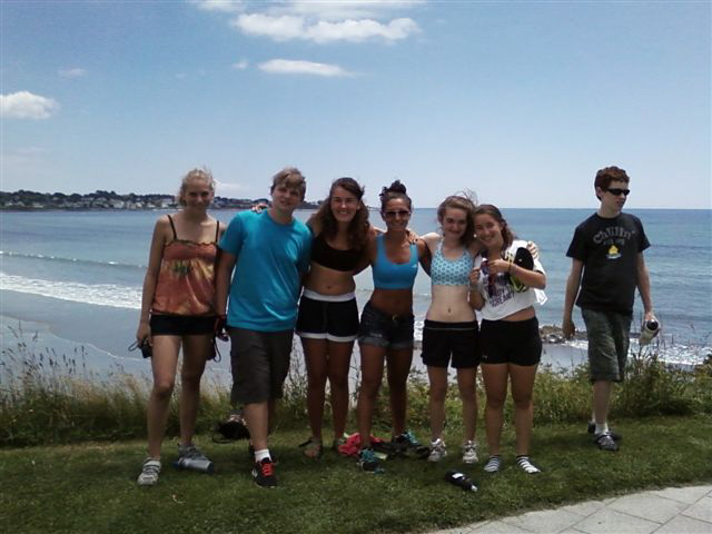 Teen Treks New England Coast Trek In Newport Ri