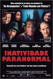 Inatividade Paranormal - Dublado
