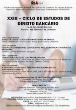 Lizianne Porto Koch coordena o XXIII Ciclo de Estudos de Direito Bancário