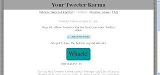 Cara Unfollow Dengan Cepat menggunakan Java Script dan Twitter Karma