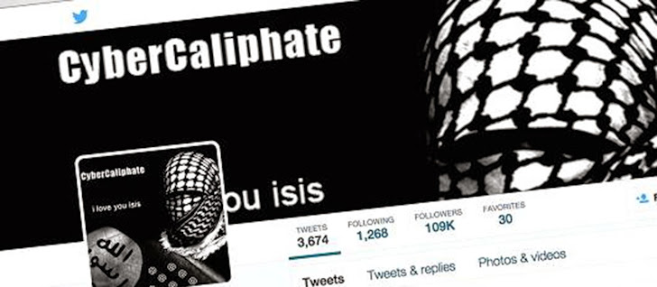 US Central Command Twitter account hacked by ISIS Supporters