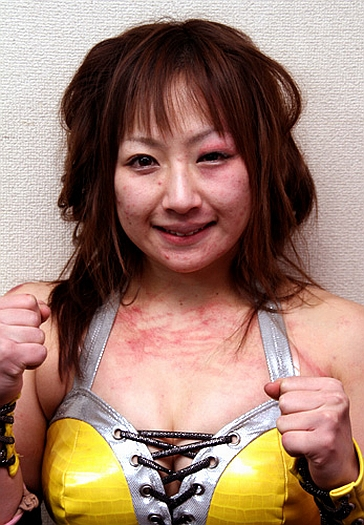 Japanese Female Wrestling