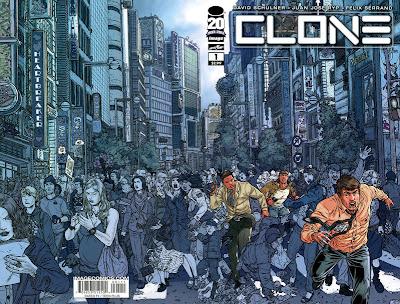 Clone # 1-3 - David Schulner Juan José Ryp
