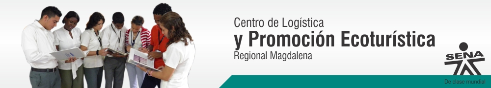 Centro de Logistica y Promocin Ecoturstica - SENA Regional Magdalena