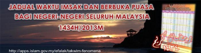 ZON 1 - Pulau Aur dan Pulau Pemanggil ZON 2 - Daerah Johor Bahru