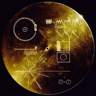 כיסוי תקליט הזהב של וויאג'ר
