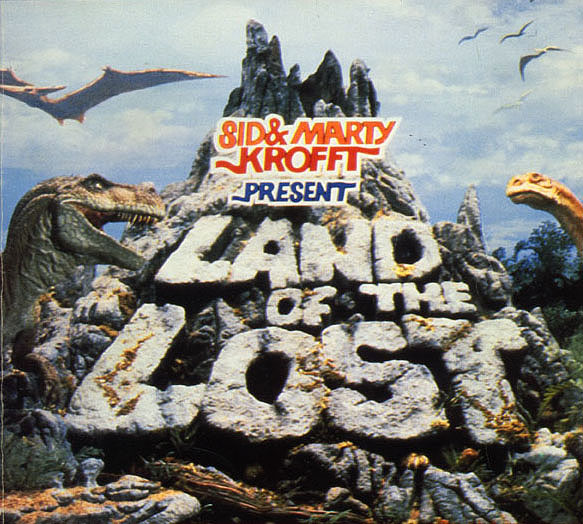 """LOL"" did not always stand for ""Laughing Out Loud"" on the set of ""Land of the Lost"""