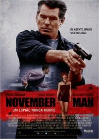 November Man: Um Espião Nunca Morre 2014 Dublado