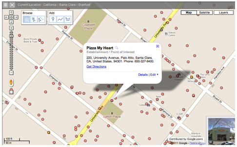 Map Maker For Invitations Directly in Map Maker