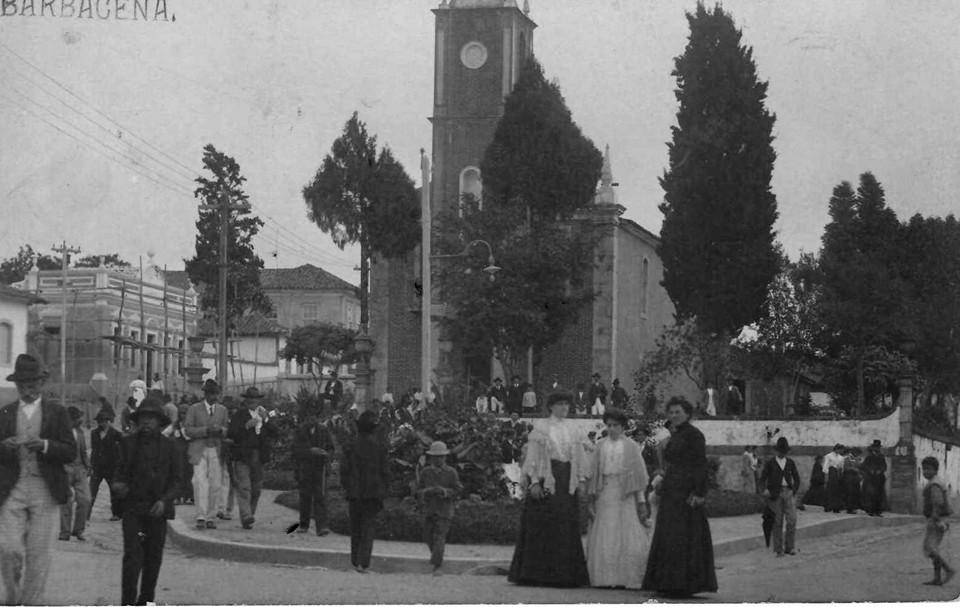 Igreja Nossa Senhora do Rosario dos Negros de Barbacena MG