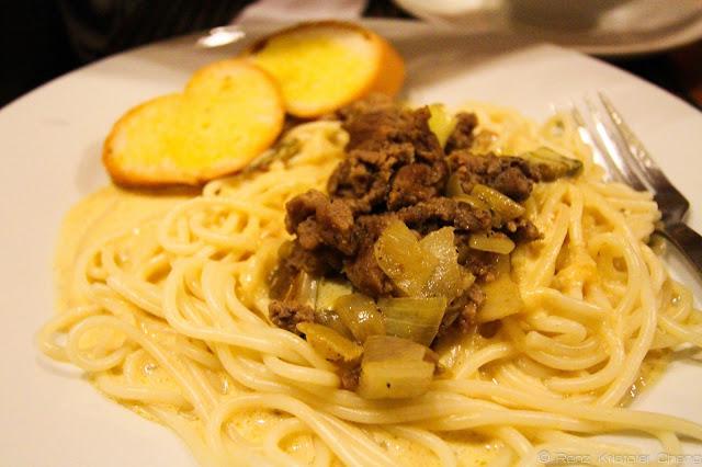 Beef Stroganoff of Smalltalk in Legazpi