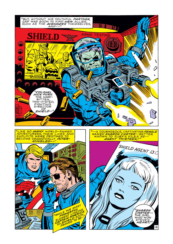 Captain America (1968) Issue #112 #26 - English 15