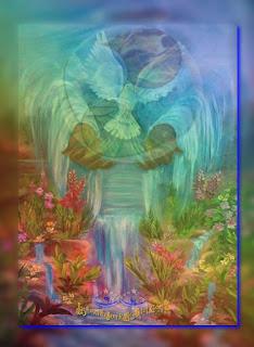 Iskra Boga Centrum Istnienia Żywioł Ognia Powietrza Wody Gruntu