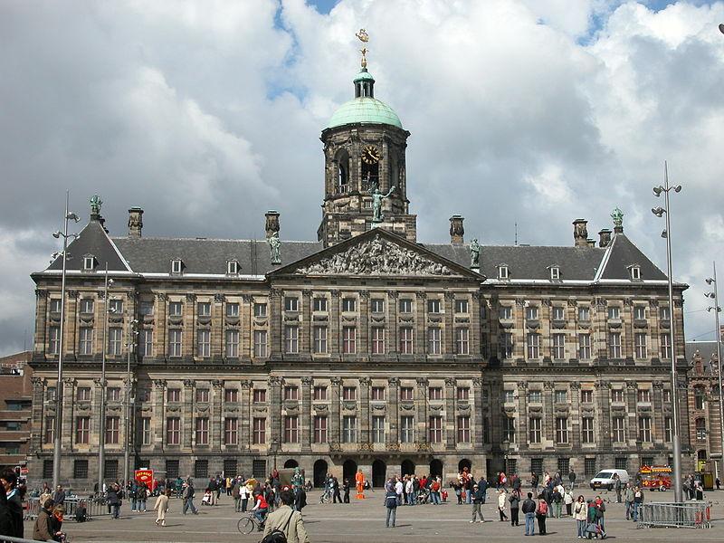 Koninklijk Paleis Royal Palace of Amsterdam