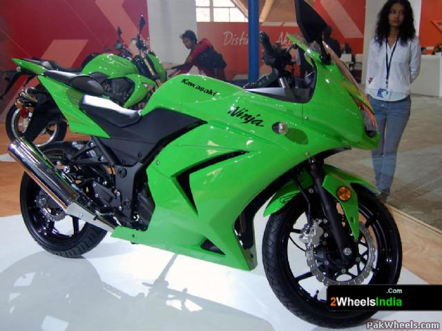 HOT MOTO SPEED Kawasaki Ninja 250r