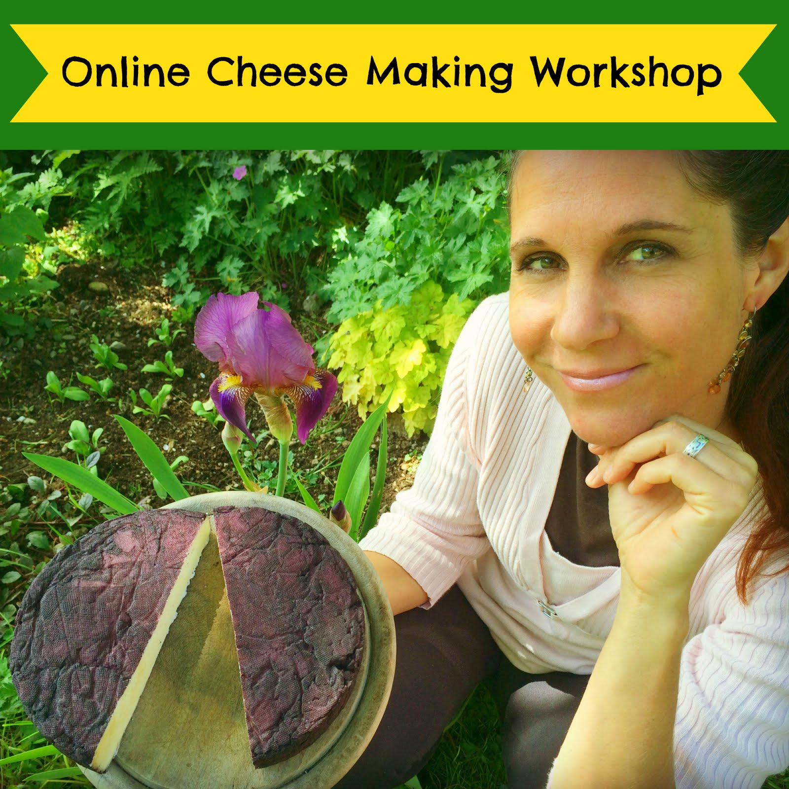 My online cheese making course