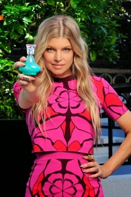 Fergie's Avon Outspoken Fresh Fragrance