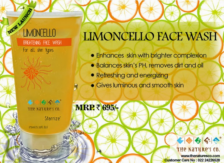 The Limoncello Brightening Face Wash