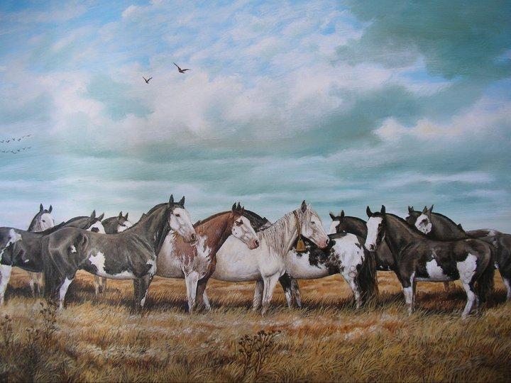 Pintura Gauchesca Argentina [MegaPost]