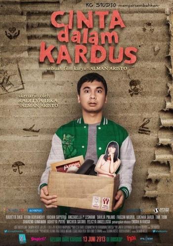 Film Cinta Dalam Kardus 2013 (Bioskop)