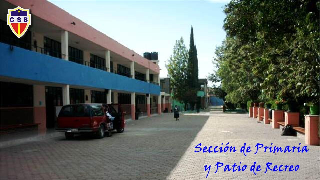 Colegio sim n bol var de le n instalaciones colegio sim n for Colegio bolivar y freud
