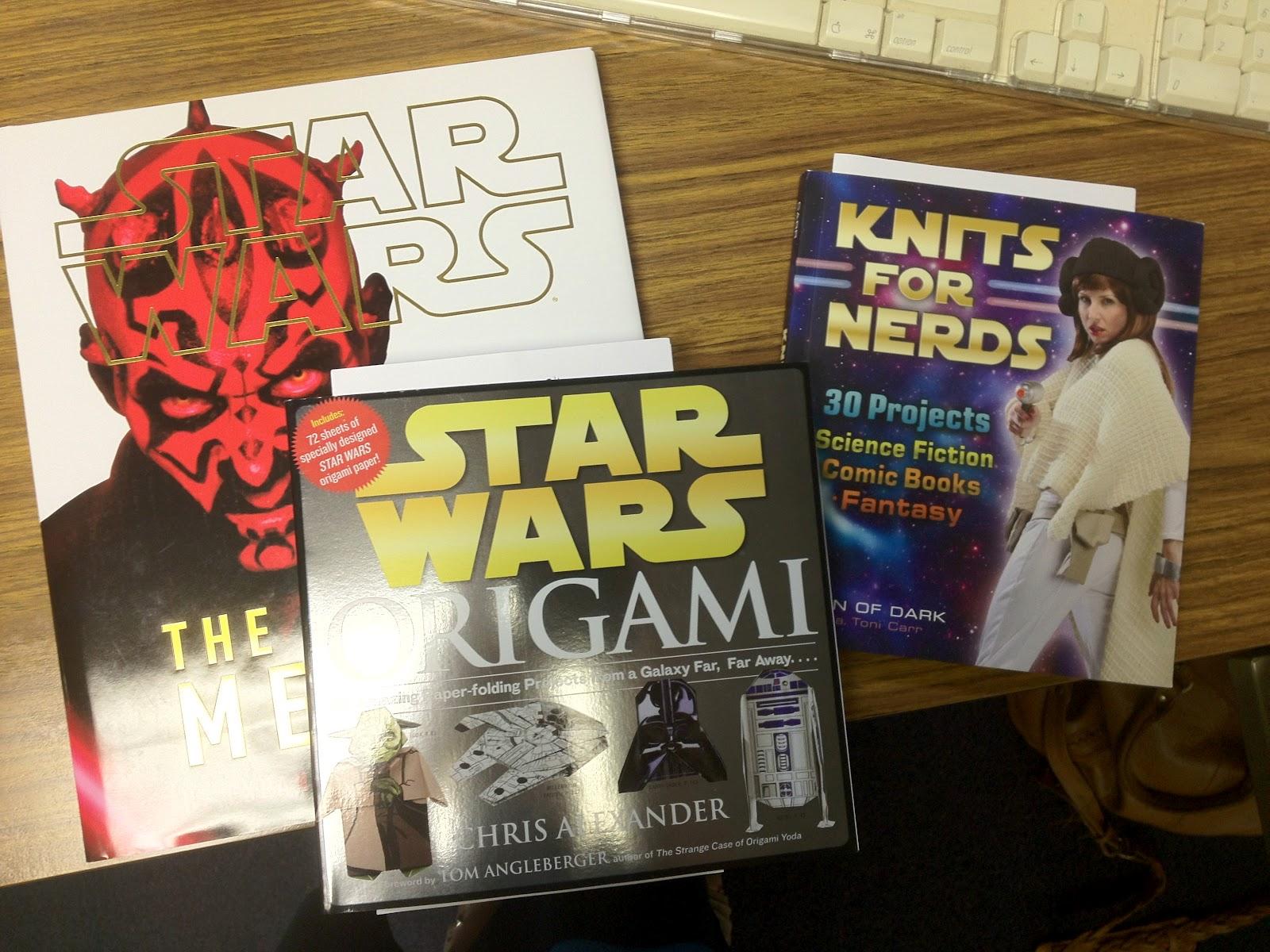 Hannah Explains It All: Star Wars Origami - photo#47