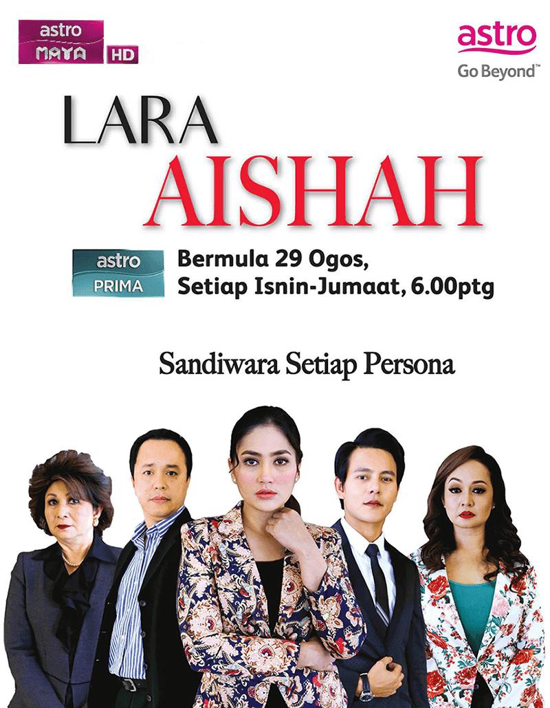 LARA AISHAH