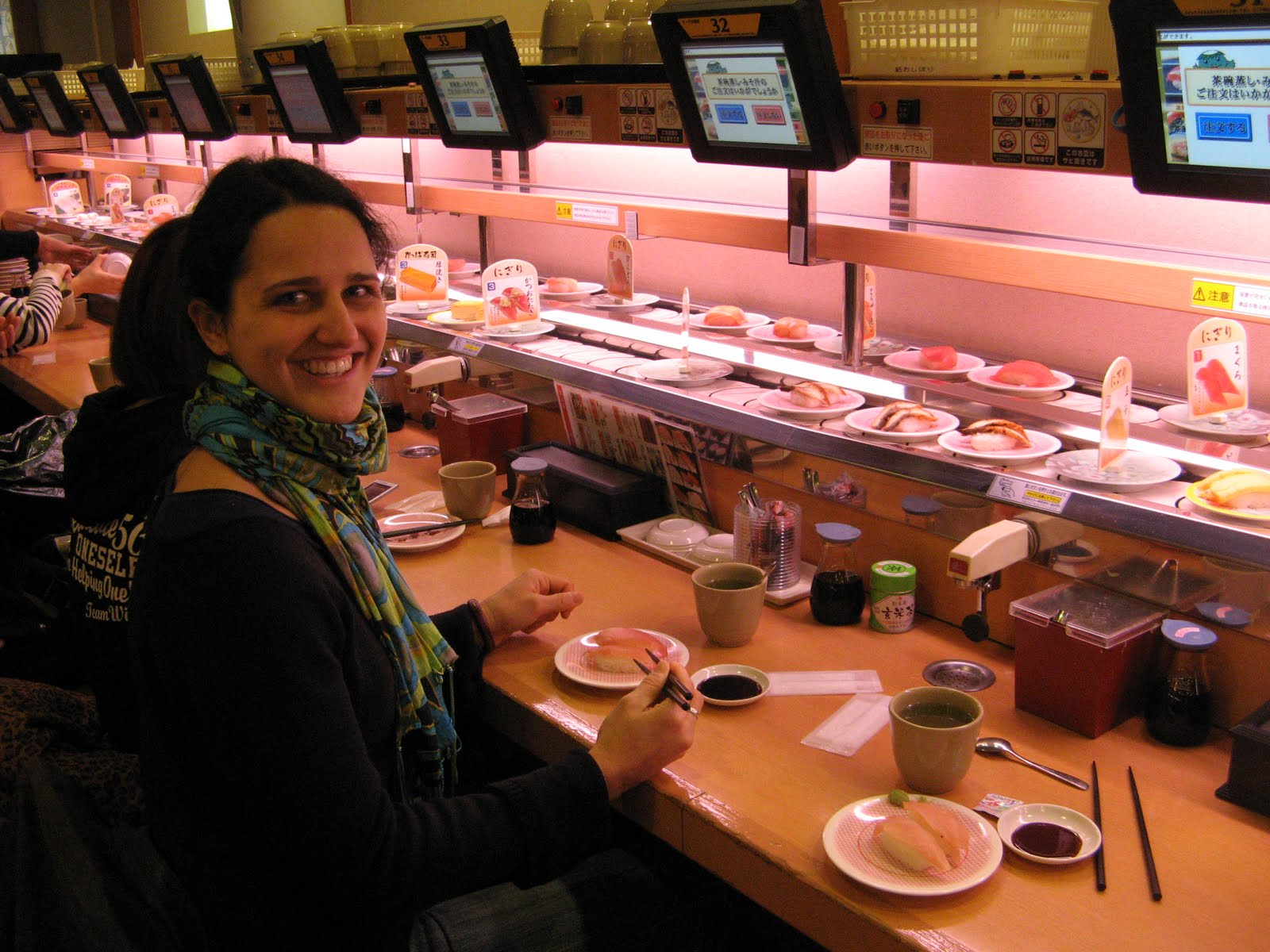 un an au japon japan rail tour 2011 etape 2 kyoto teramachi dori