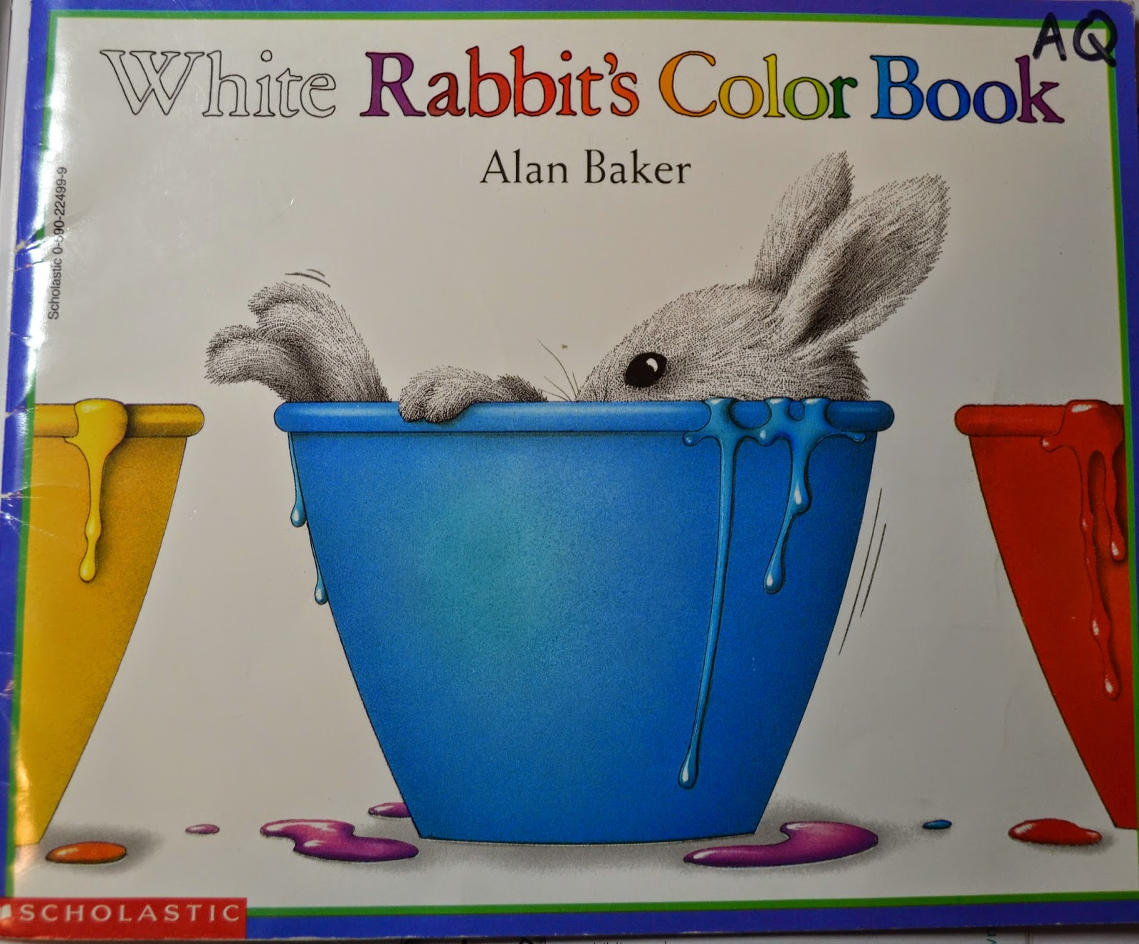 Book Blab - Blithering by a Book Lover: White Rabbit\'s Color Book ...