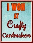 Crafty Cardmakers Challenge 88
