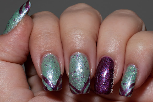 NerdLacquer - All Of Time And Space and I Aim To Misbehave