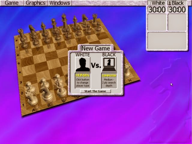 Game Shaag Chess 3D