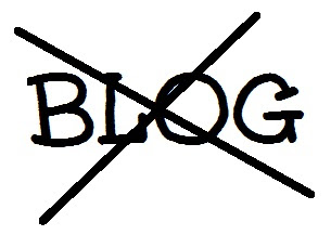No More Blog