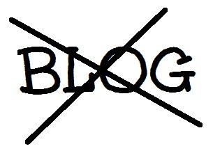 No More Blog