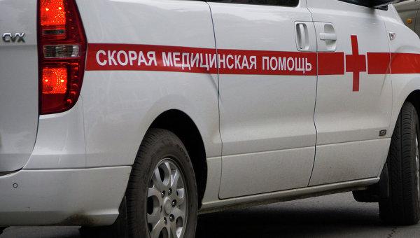 При столкновении грузовиков погиб водитель