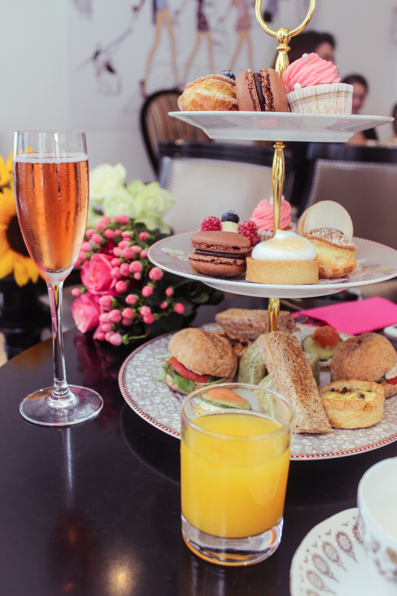 BB's Bakery Afternoon Tea Review
