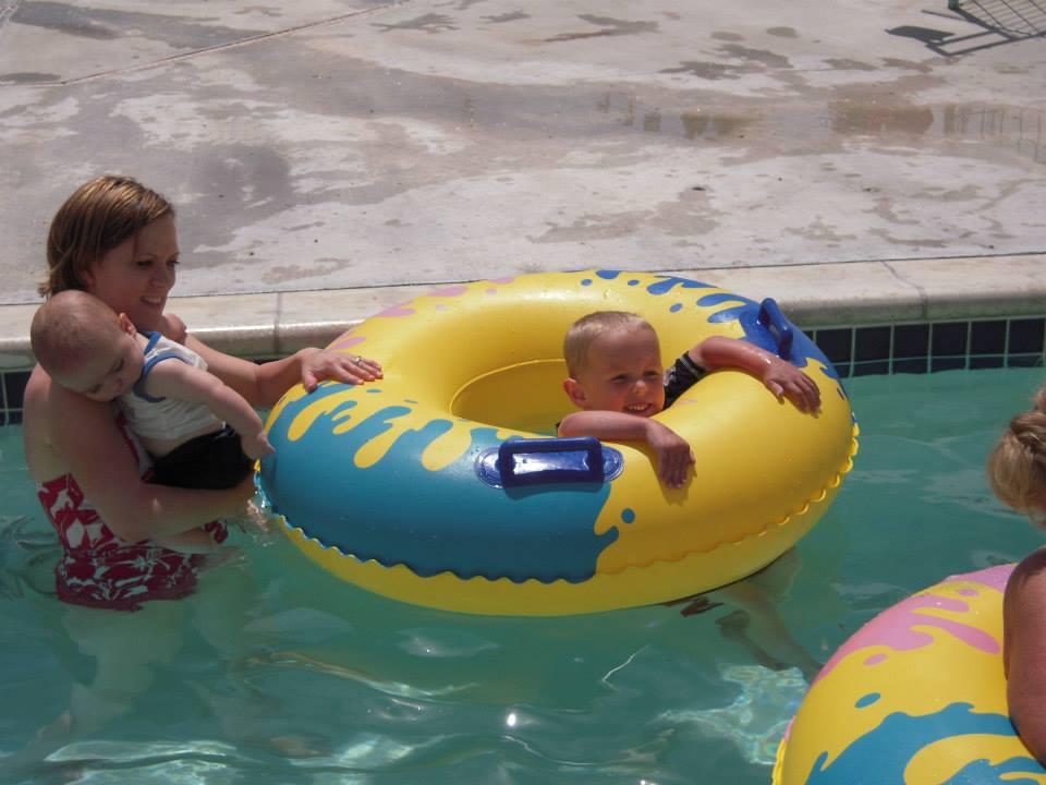 chandler corner ross park swimming pool