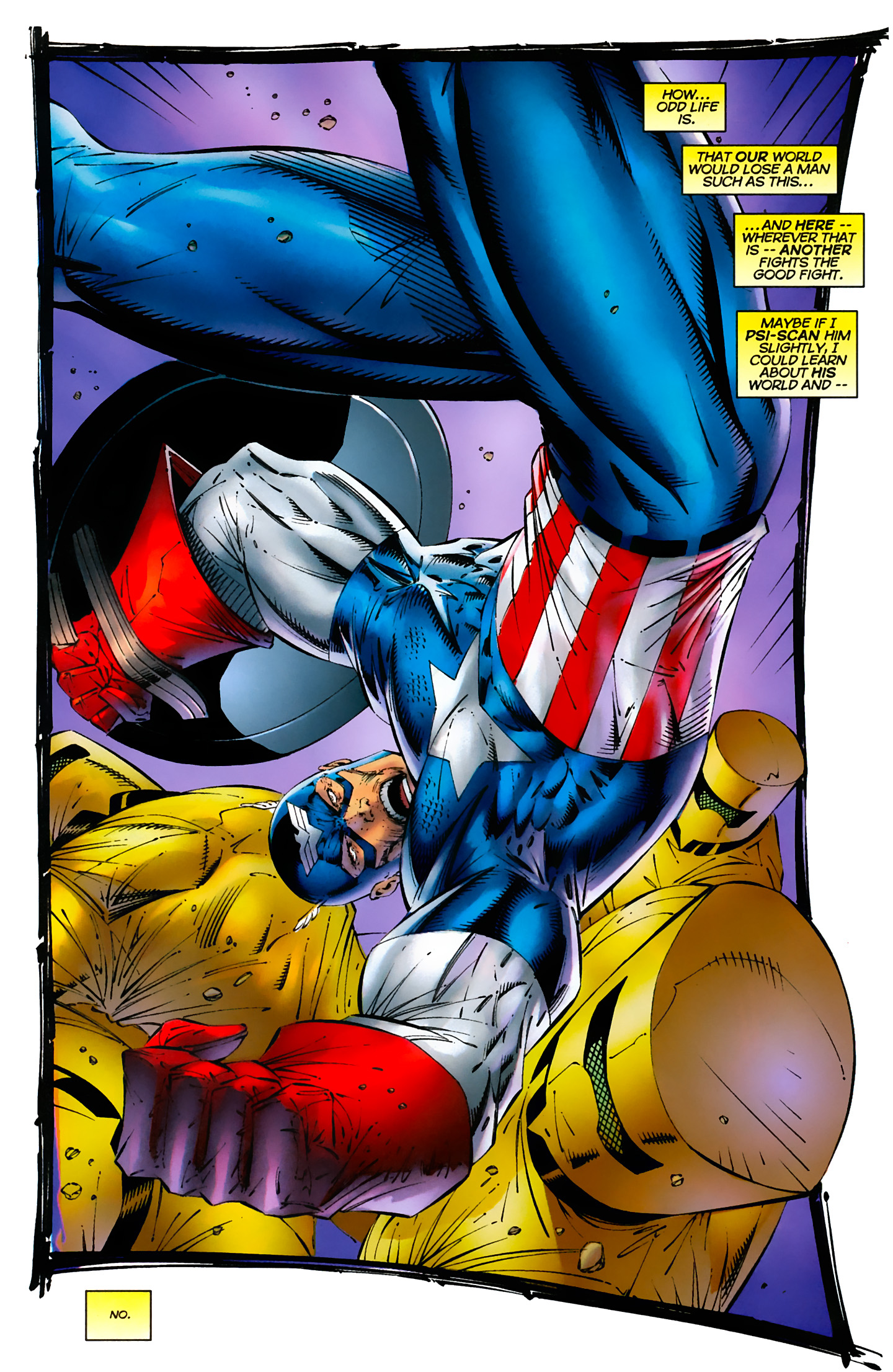 Captain America (1996) Issue #6 #6 - English 12