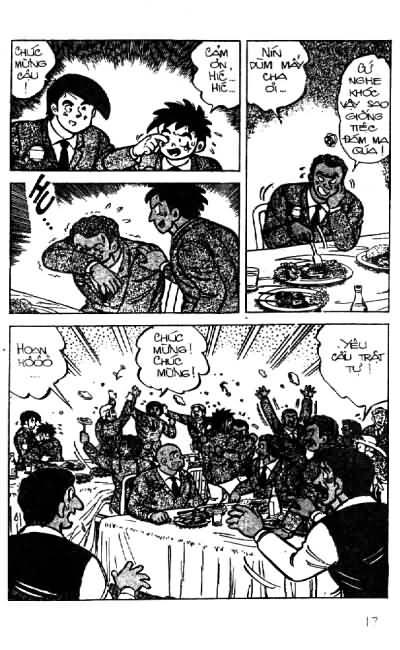 Jindodinho - Đường Dẫn Đến Khung Thành III Tập 26 page 17 Congtruyen24h