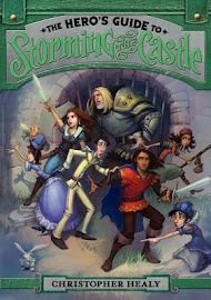 The Hero&#39;s Guide to Storming the Castle Blog Tour!