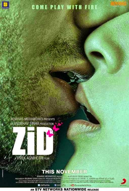 Zid (2014) WebHDRip Full Hindi Movie Free Download
