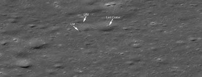 anomalie sulla superfice lunare