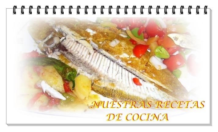 Nuestras Recetas de Cocinas