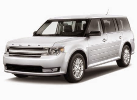 2014 Ford Flex Ecoboost Reviews